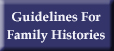 Life's Footprints Guidelines for writing your history